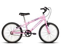 Bicicleta Infantil Aro 20 Folks Rosa - Verden Bike -  UNICA -