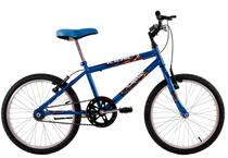 Bicicleta Infantil Aro 20 Masculina Cross Kids Azul - Dal'Annio Bike