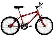 Bicicleta Infantil Aro 20 Masculina Cross Kids Vermelha - Dal'Annio Bike