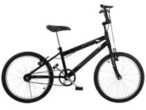 Bicicleta Infantil Aro 20 South Bike Roxx - Preta Freio V-Brake