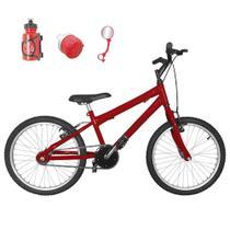 Bicicleta Infantil Aro 20 Vermelha Promocional - Flexbikes