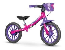Bicicleta Infantil Balance Pre Bike Sem Pedal Aro 12 Nathor -