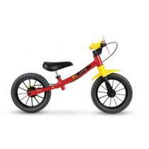 Bicicleta Infantil Balance Sem Pedal Equilíbrio Fast - Nathor -