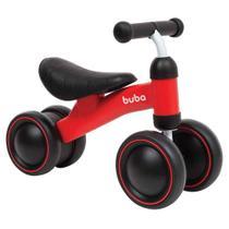 Bicicleta Infantil Bebe Criança De Equilibrio 4 Rodas Buba -