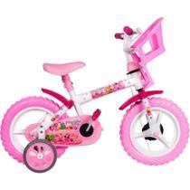 Bicicleta Infantil Bike Princesas Meninas Aro 12 Styll Kids - Styll baby