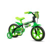 Bicicleta Infantil Black Aro 12 Nathor -