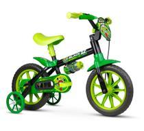Bicicleta Infantil Black Ben  Nathor - Aro 12 -