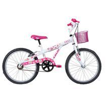 Bicicleta Infantil Caloi Ceci Aro 20 -