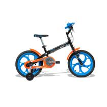 Bicicleta Infantil Caloi Hot Wheels Aro 16