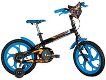 Bicicleta Infantil Caloi Hot Wheels - Aro 16