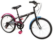 Bicicleta Infantil Caloi Kids Monster High Aro 20  - 7 Marchas Freio V-brake