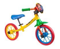 Bicicleta Infantil Caloi Sem Pedais Aro 12 Balance Bike Zigbim -