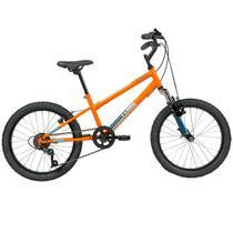 Bicicleta Infantil Caloi Snap Aro 20 - Amarelo -