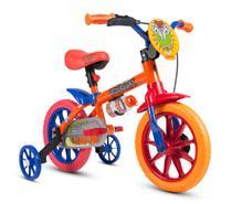 Bicicleta Infantil Com Rodinha Aro 12 Power Rex  - Caloi -