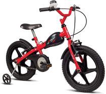 Bicicleta Infantil com rodinhas Aro 16 Verden Bikes VR 600 - 5 a 8 Anos -
