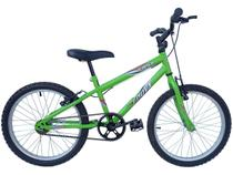 Bicicleta Infantil em Aço Carbono Aro 20 MTB - Xnova -