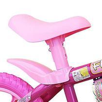 Bicicleta Infantil Feminina Aro 12 Flower - Nathor -