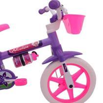 Bicicleta Infantil Feminina Cairu Aro 12 -