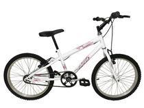 Bicicleta Infantil Feminina em Aço Carbono Aro 20 MTB Bella - Xnova -