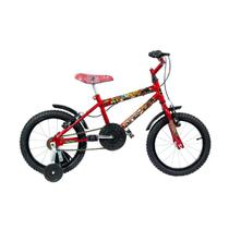 Bicicleta Infantil Heroes Aro 16 Freios V.Brake KLS -