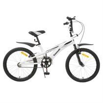 Bicicleta Infantil kawasaki MX1 Aro 20 Branca -