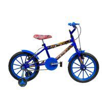 Bicicleta Infantil Kls Heroes Aro 16 Rodas de Nylon -