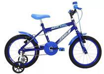 Bicicleta Infantil Masculina Aro 16 - Azul - Cairu