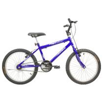Bicicleta Infantil Masculina Aro 20 Fast Boy Free Azul - Mega Bike