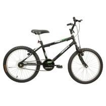 Bicicleta Infantil Masculina Aro 20 Fast Boy Free Preta - Mega Bike