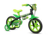 Bicicleta Infantil Menino Aro 12 Masculino P/ Entrega Nova - Nathor