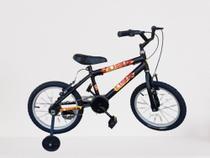 Bicicleta infantil menino homem de ferro - Wendy