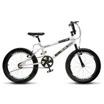 Bicicleta Infantil Menino Masculina Aro 20 Colli Cross Extreme - Branca - Colli Bike