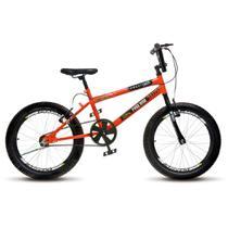Bicicleta Infantil Menino Masculina Aro 20 Colli Cross Extreme - Laranja Neon - Colli Bike