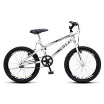 Bicicleta Infantil Menino Masculina Aro 20 Colli Max Boy - Branca - Colli Bike