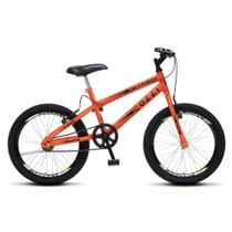 Bicicleta Infantil Menino Masculina Aro 20 Colli Max Boy - Laranja Neon - Colli Bike
