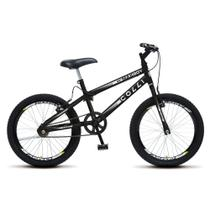 Bicicleta Infantil Menino Masculina Aro 20 Colli Max Boy - Preto Fosco - Colli Bike