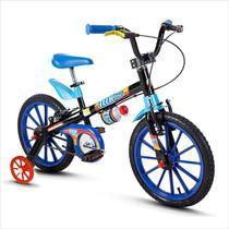 Bicicleta Infantil Menino Tech Boys Nathor Aro 16 -