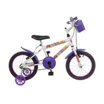Bicicleta Infantil Monster Aro 16 Freios V.Brake KLS -