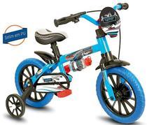 Bicicleta Infantil Nathor Aro 12 Menino De 3 A 5 Anos - Veloz -