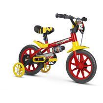 Bicicleta Infantil Nathor Aro 12 Motor X de 3 a 5 anos -