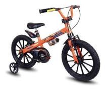 Bicicleta Infantil Nathor Aro16 Menino Extreme De 5 A 8 Anos -