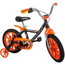 Bicicleta Infantil Nathor Masculina First Pro Aro 14 -