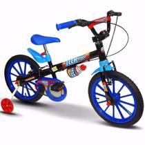 Bicicleta Infantil Nathor Tech Boys Aro 16 -
