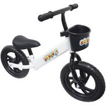 Bicicleta Infantil Sem Pedal Balance Equilibrio Aro 12 Criança Pneu Eva Importway BW152 -