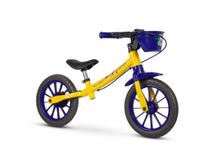 Bicicleta Infantil Sem Pedal Equilíbrio Balance Show Luna - NATHOR