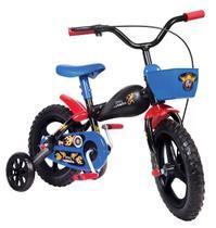 Bicicleta Infantil Styll Baby Aro 12 Moto Bike 3 anos+ -