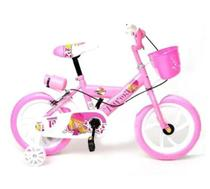 Bicicleta Infantil Turma Aro 14 - Unitoys