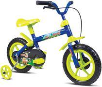 Bicicleta Infantil Verden Bikes Aro 12 Jack Azul e Verde Limão 10445 -