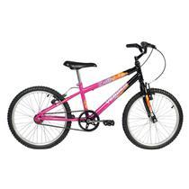 Bicicleta Infantil Verden Bikes Brave Aro 20 Preta E Pink -