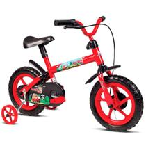Bicicleta Infantil Verden Bikes Jack Aro 12 Vermelha e Preta - 10444 -